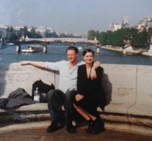 Paris 1999 verliebt