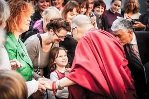 Dalai Lama Isabel Lenuck