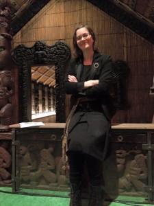 Isabel Lenuck Tibet Abenteuer Autorin