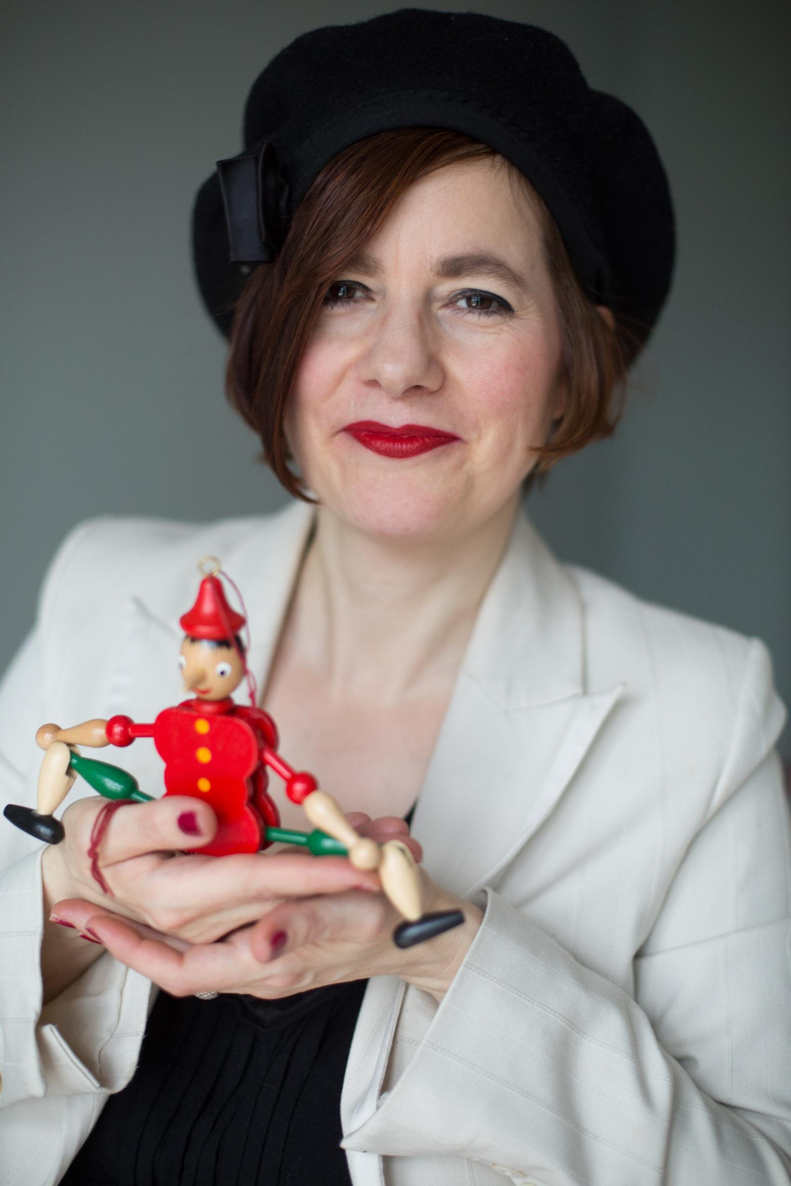 Abenteuerautorin Isabel Lenuck