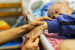 Pflegepersonal Helden